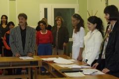 2010      Október 11. – CKÖ alakuló ülése