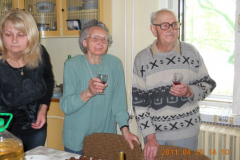 2011     Április 26. – Kelemen bácsi 90 éves