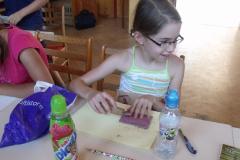 2011     Augusztus 14. – Kézműves gyerektábor
