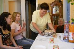 2011     Július 4. – Kovács néni 90 éves
