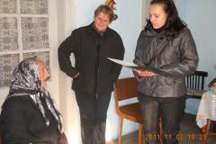 2011     November 2. – Győri néni 90 éves