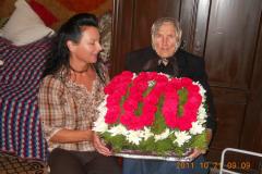 2011     Október 21. – Kovács néni 100 éves