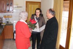 2015.01.07. – Hetényi Gézáné Jolika 90 éves