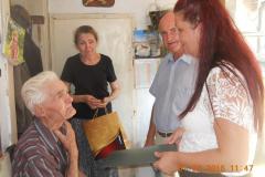 2015.09.01. – Presír Ferenc 90 éves