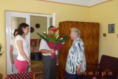 2016.06.27. – Tolnai Endréné 90 éves